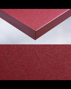 GLOSSY GLITTER - BRILLIANT RED