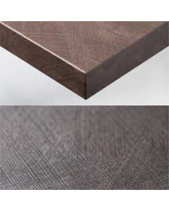 BRUSHED BROWN FABRIC