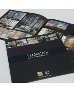 Inspiration med dekorations folie