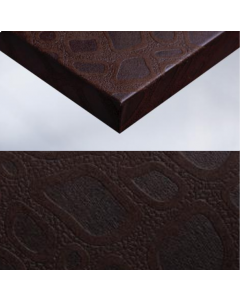 CHOCOLATE BUBBLE TEXTURE FABRIC