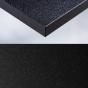 GLOSSY GLITTER - BLACK