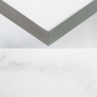 MAT WHITE MARBLE